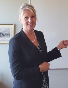 Bild från seminariet - Christina Wikström